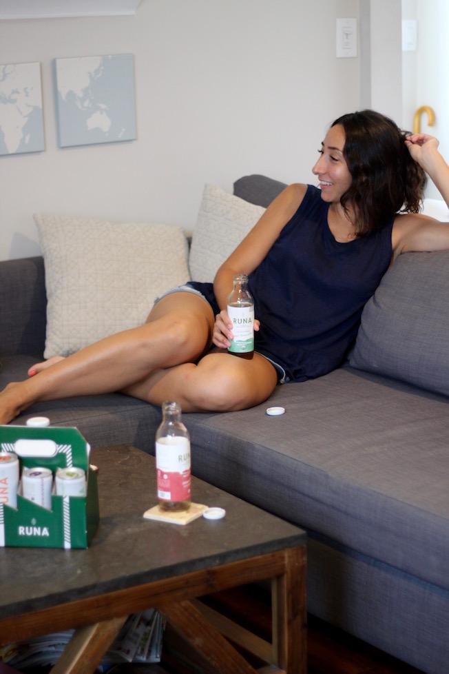 RUNA Tea Review